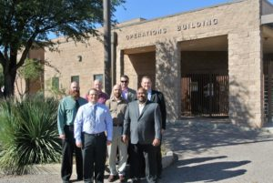 ICoE Team in Fort Huachuca