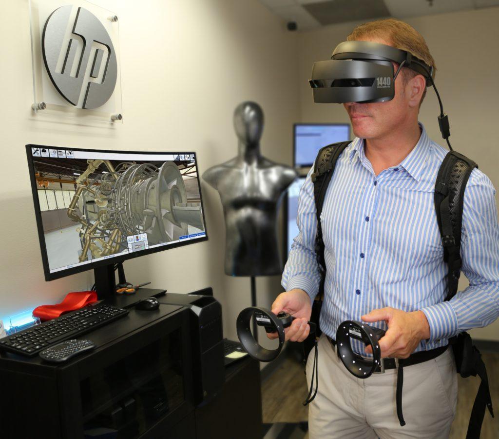 AITC Showcases VR Technology at I/ITSEC 2018