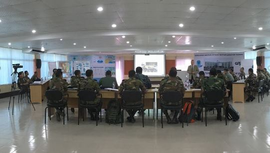 Multinational Peacekeeping Exercise 2018 - Staff Training Exercise Training of Trainers