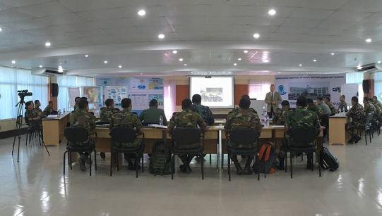 Multinational Peacekeeping Exercise 2018 - Staff Training Exercise Training of Trainers