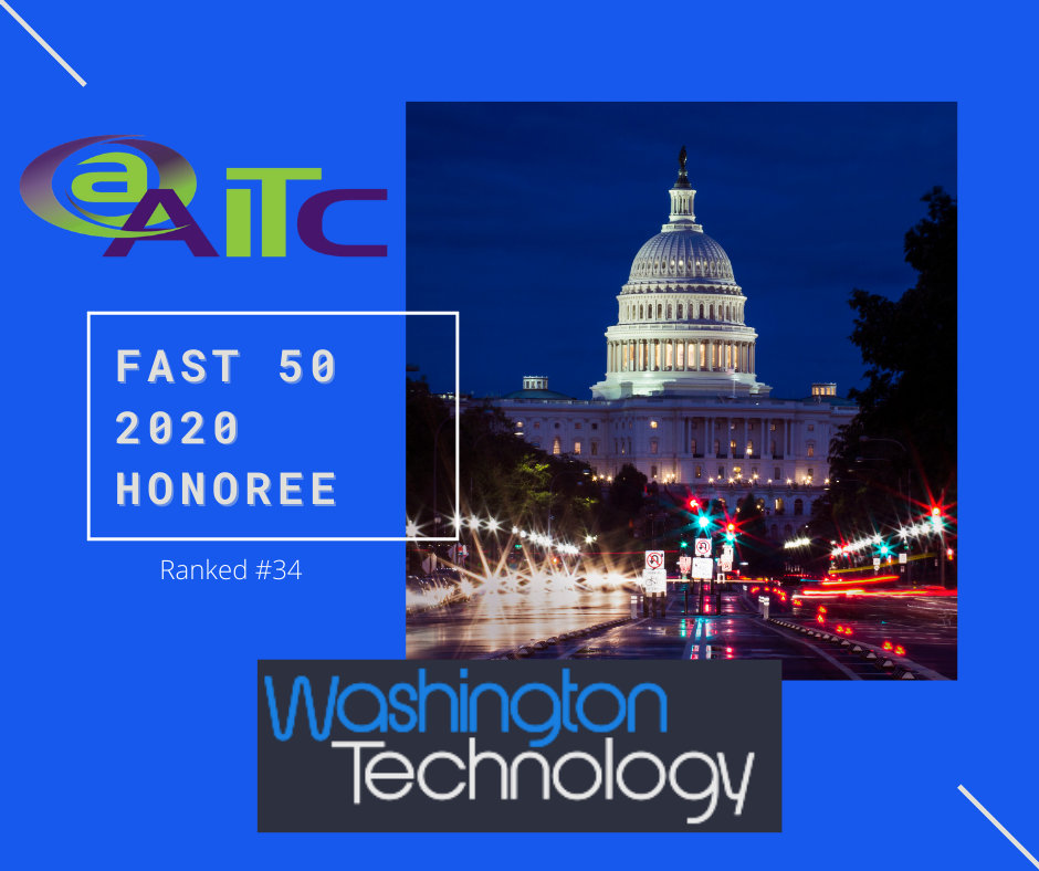 AITC Named to Fast 50 2020 List by Washington Technology